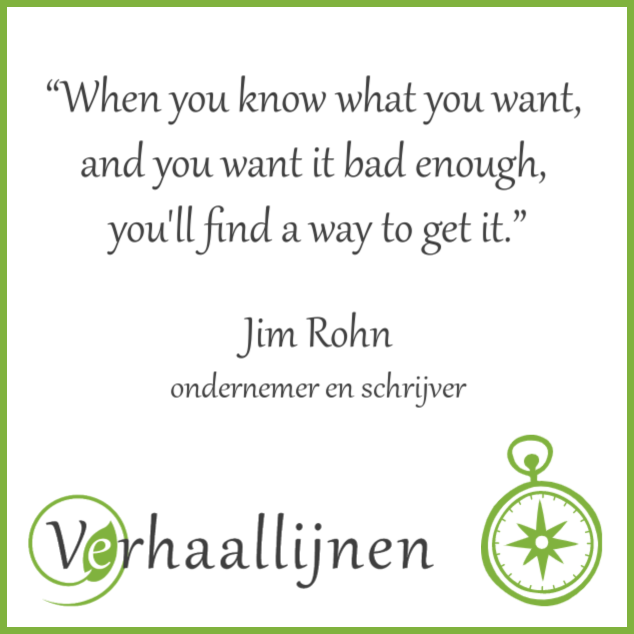Quote van Jim Rohn