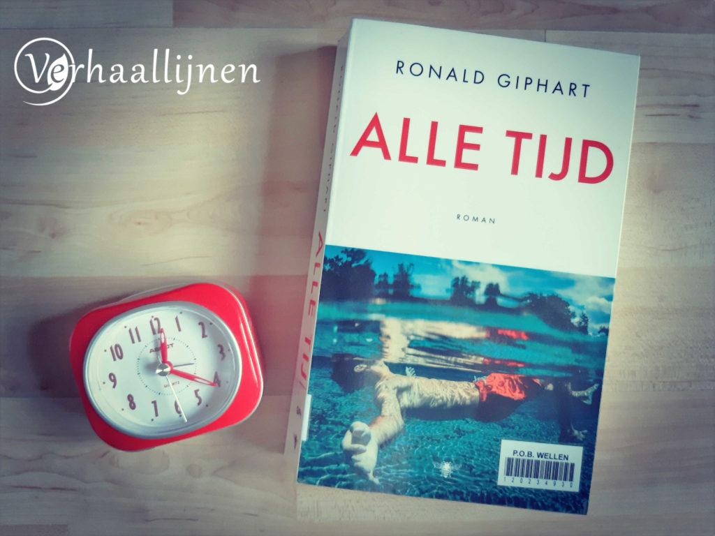 Roman Alle Tijd van Ronald Giphart.